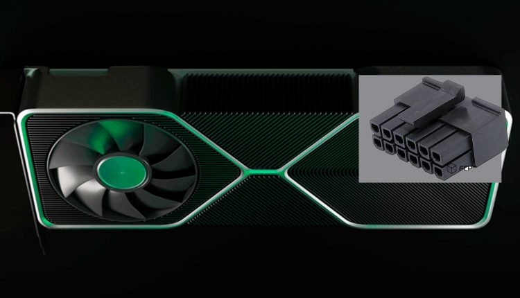 Nvidia Geforce Rtx 3000, Un Connecteur Pcie à 12 Broches 3