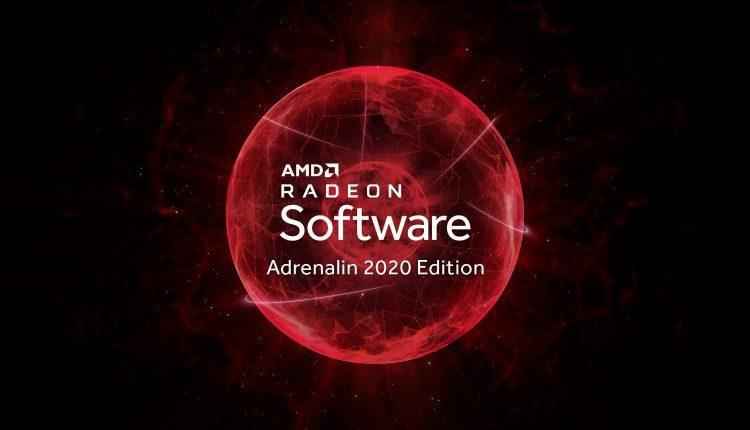 Télécharger Le Pilote Amd Radeon Adrenalin 2020 20.7.2