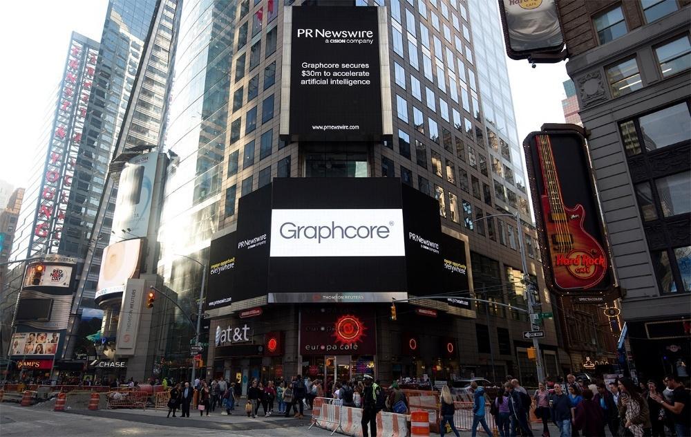 Graphcore Dévoile Un Nouveau Processeur D'ia Plus Complexe