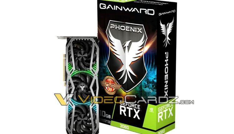 Gainward Nvidia Geforce Rtx 3080 Phoenix