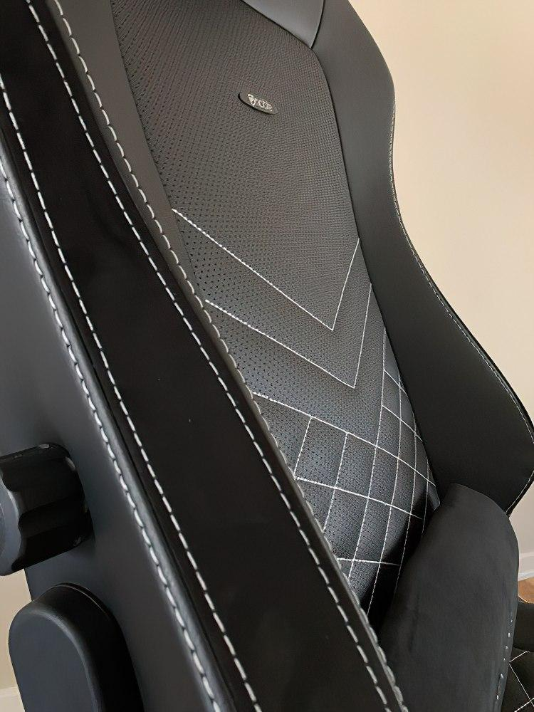 Noblechairs Hero Gaming Test Confort 8