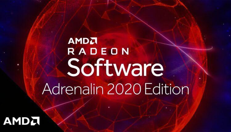 Télécharger Le Pilote Amd Radeon Adrenalin 2020 20.8.3