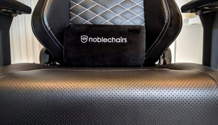 Noblechairs Hero Test Fauteuil Gaming