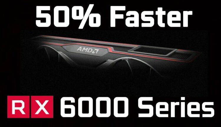 Amd Rx 6000 Big Navi