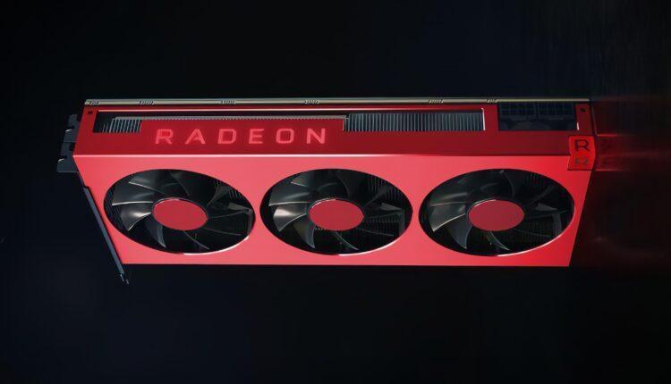 Amd Radeon Big Navi Card Carte Graphique