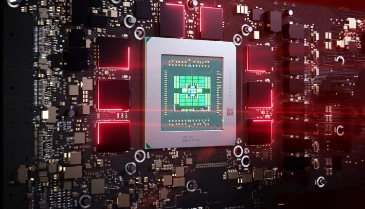 Amd Radeon Rx 6000 Series Graphics Cards Carte Graphique
