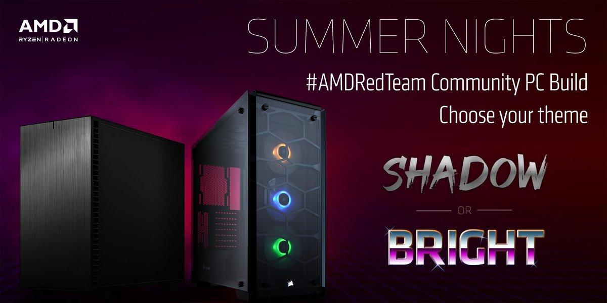 #amdsweepstakesentry Concour Amd