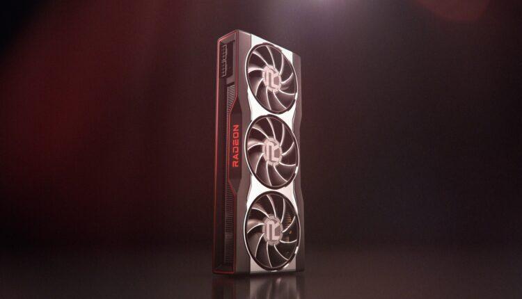 Amd Radeon Rx 6000 Series Graphics Card Design Carte