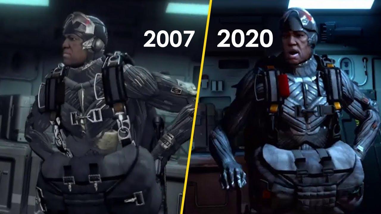 Crysis Vs Crysis Remastered Pc
