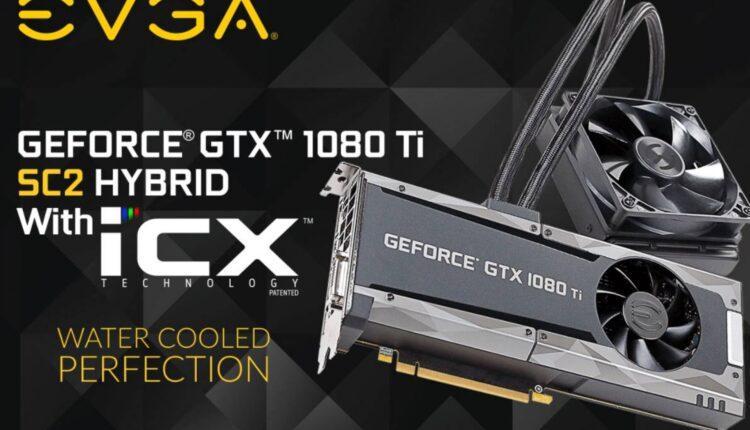 Evga Gtx 1080 Ti Vente Sell