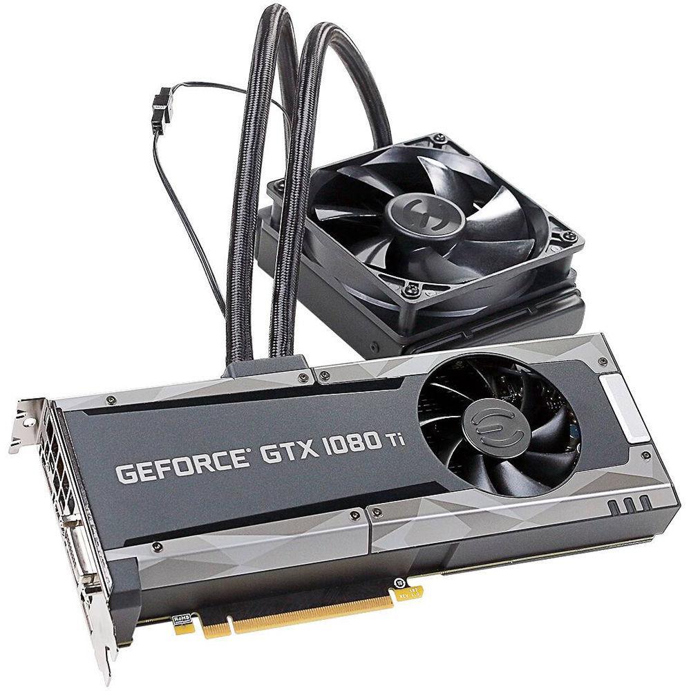 Evga Geforce Gtx 1080 Ti Watercooling B Stock