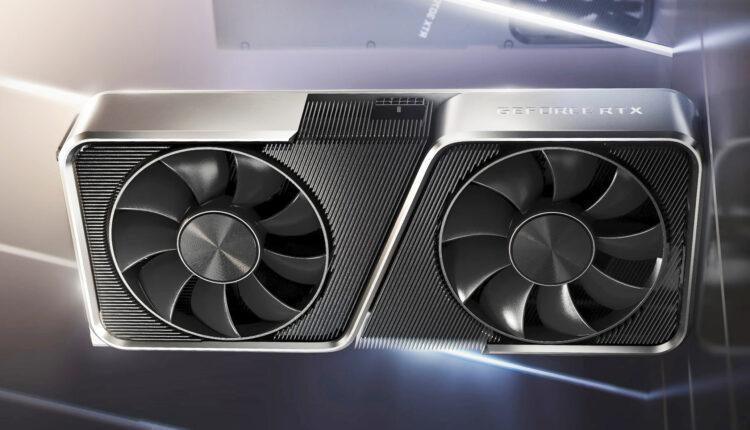 Nvidia Geforce Rtx 3070 Ti 16go Carte Card