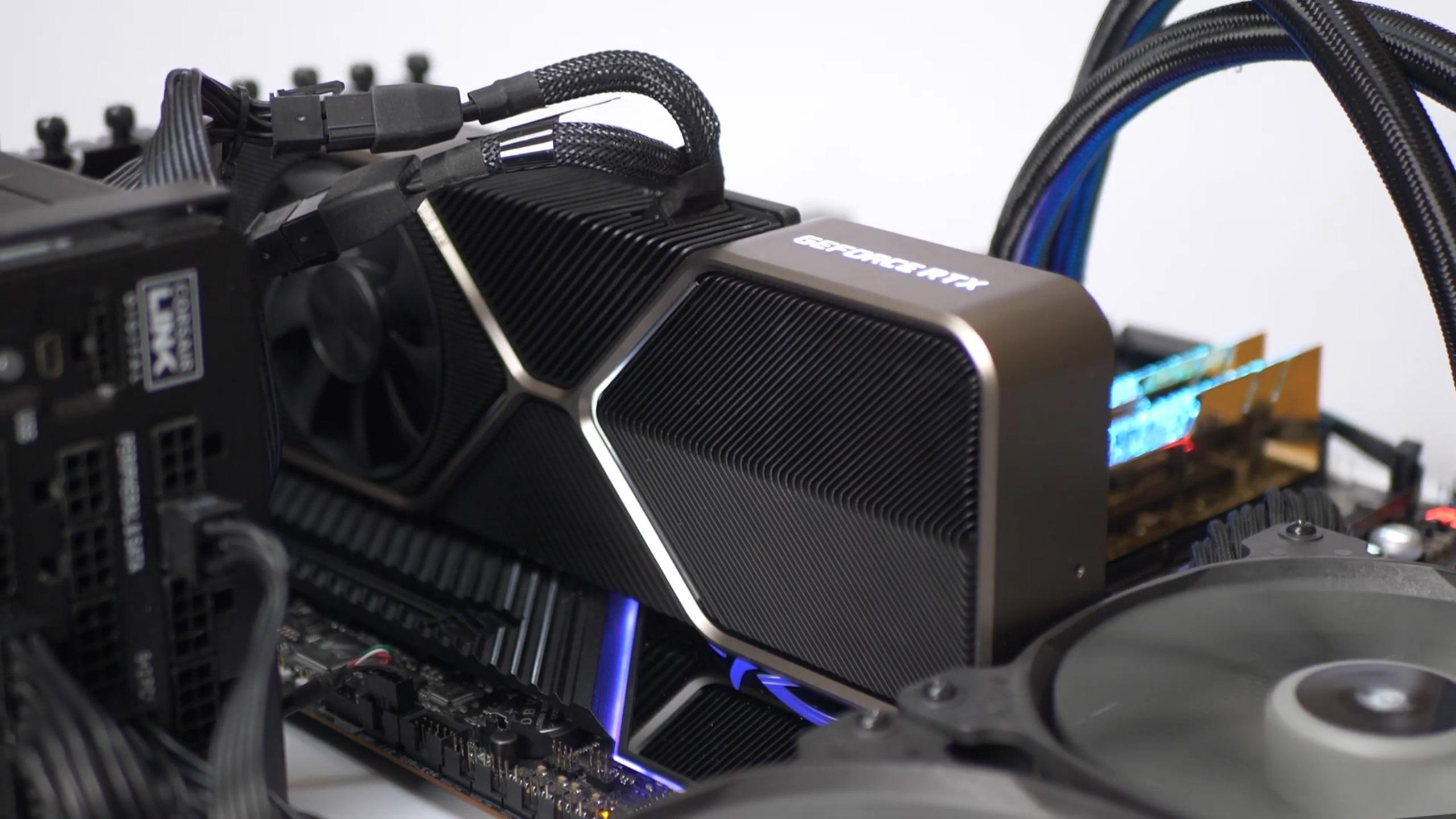 Nvidia Geforce Rtx 3080 Test Benchmark 3