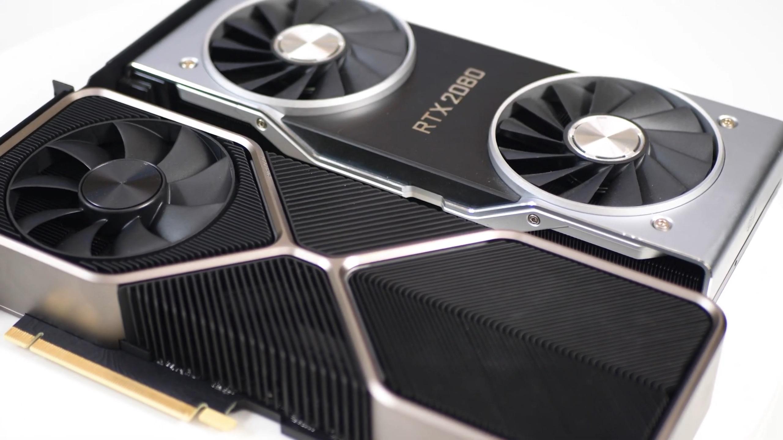 Nvidia Geforce Rtx 3080 Test Benchmark Comparaison