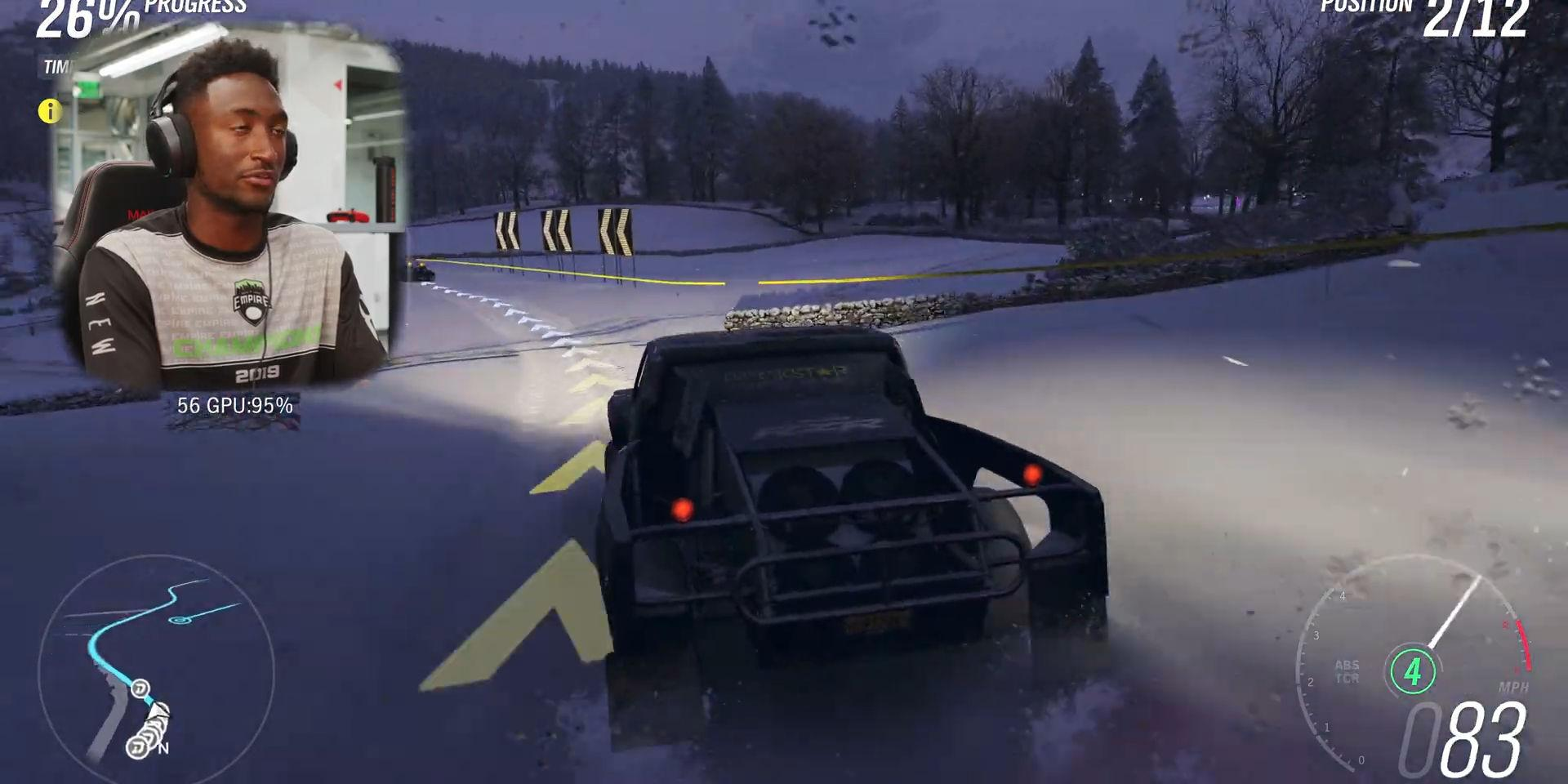 Nvidia Geforce Rtx 3090 8k Gameplay Brownlee Forza Horizon 4 (2)