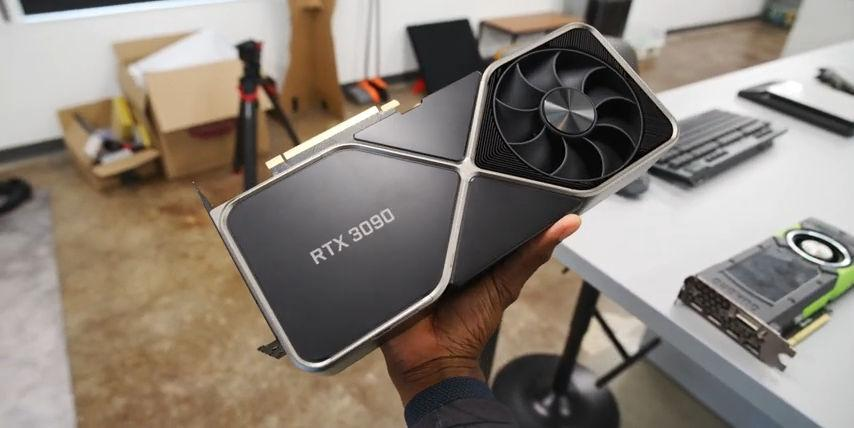 Nvidia Geforce Rtx 3090 Brownlee Gameplay 8k