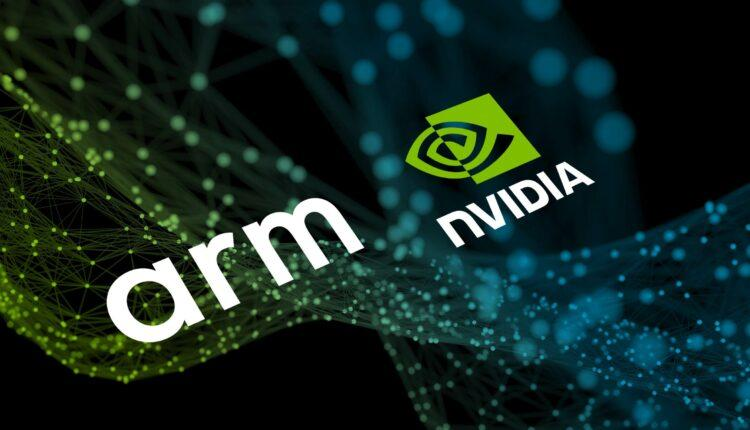 Nvidia Rachète Arm Pour 40 Milliards De Dollars