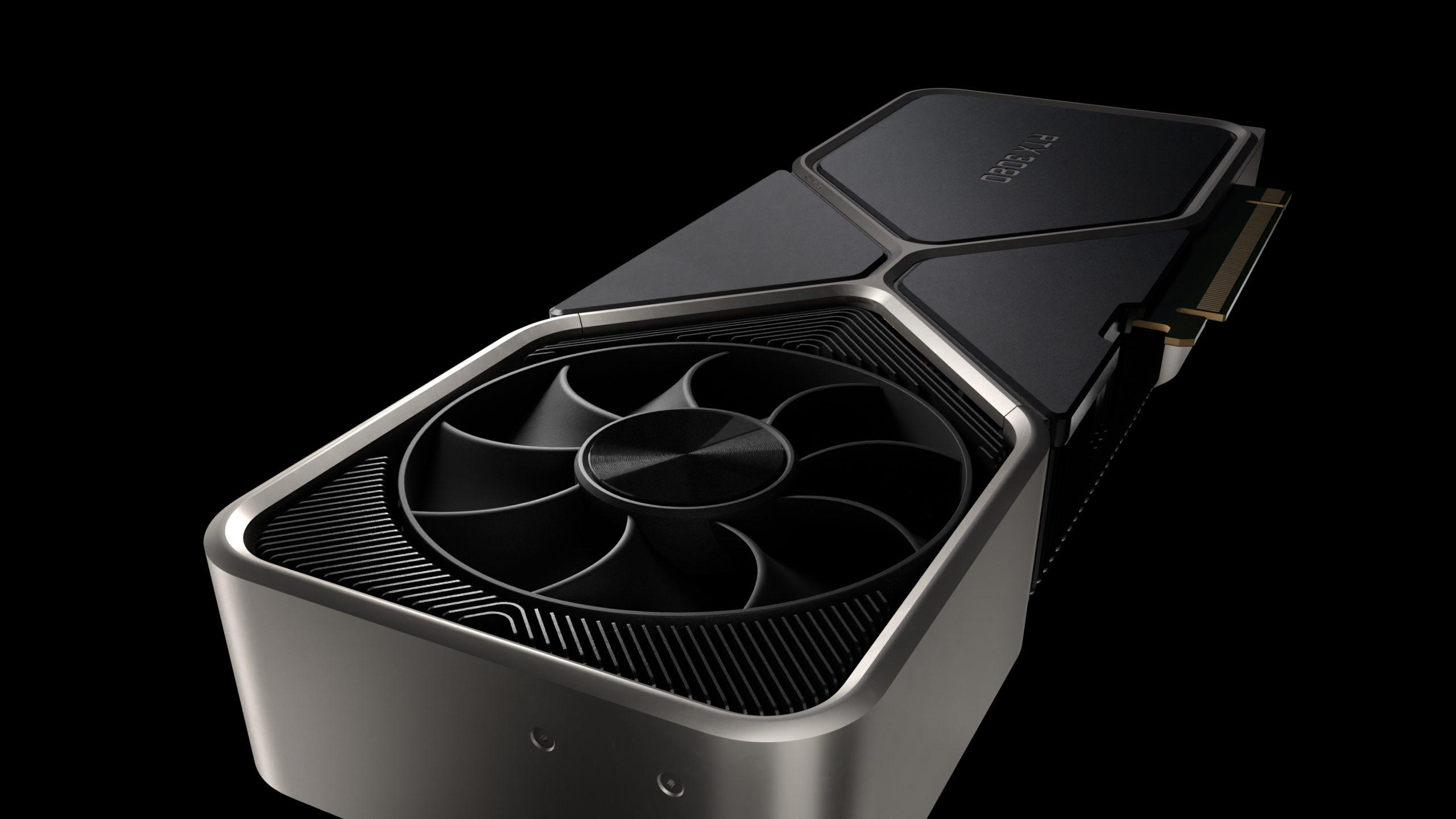 Nvidia Geforce Rtx 3080 Founders Edition Officielle Photo 2
