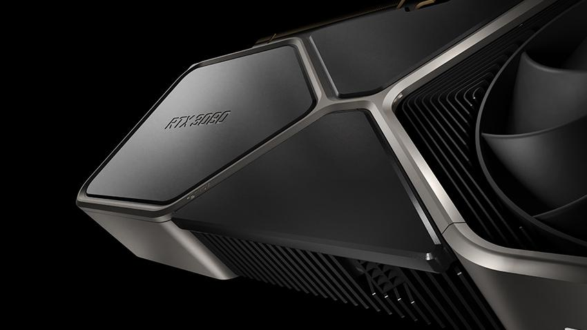 Nvidia Geforce Rtx 3080 Founders Edition Officielle Photo