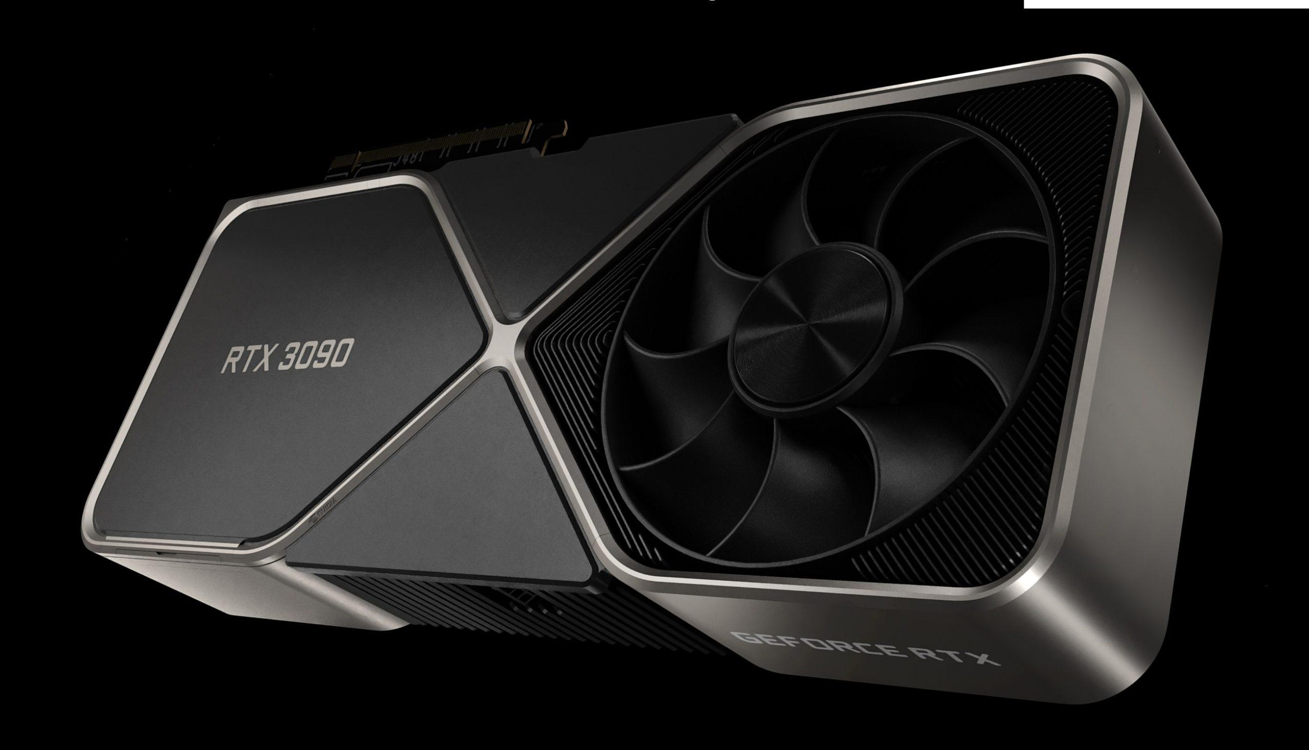 Nvidia Geforce Rtx 3090 Founders Edition Officielle Photo