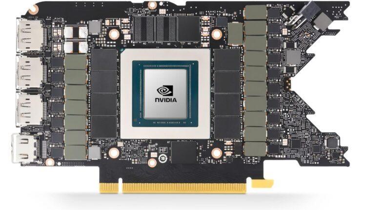 Pcb Rtx 3080 Nvidia Carte Card