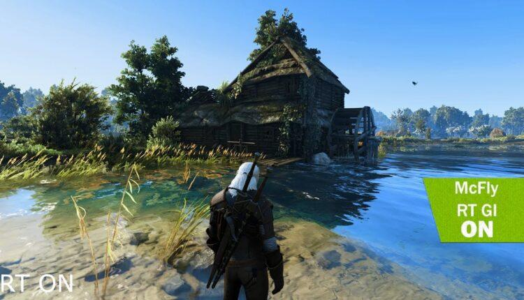 The Witcher 3 Ray Tracing