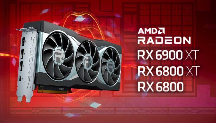 Amd Rx 6900 Xt Rx 6800 Xt