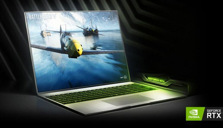 Nvidia Geforce Rtx 3000 3070 Laptop Mobile Ordinateur Portable