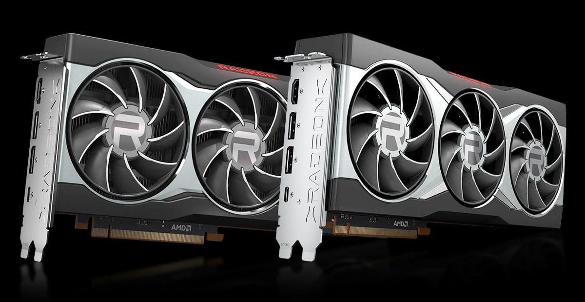 Amd Cartes Radeon Rx 6000