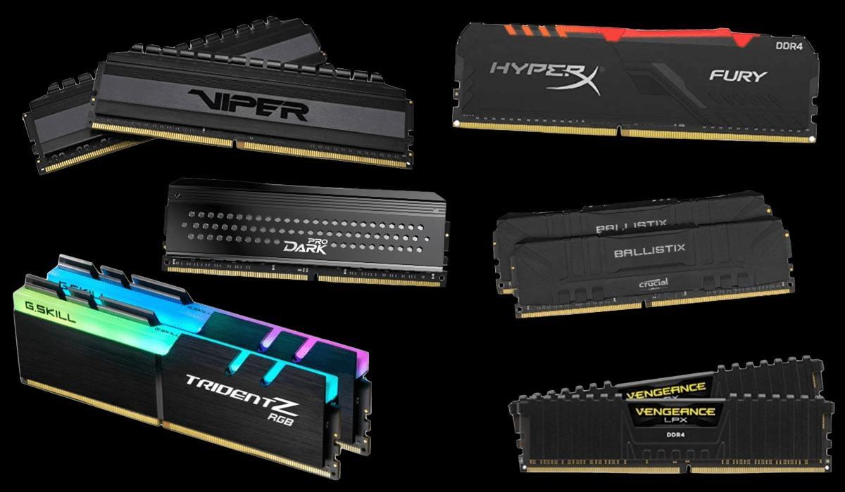 Ram Meilleur Kit Mémoire Plus Rapide Amd Et Intel (benchmark)