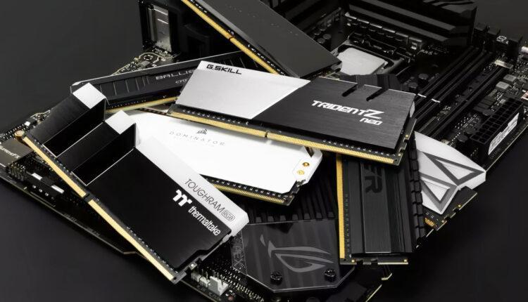 Meilleur Kit Mémoire Ram Plus Rapide Amd Intel (benchmark)