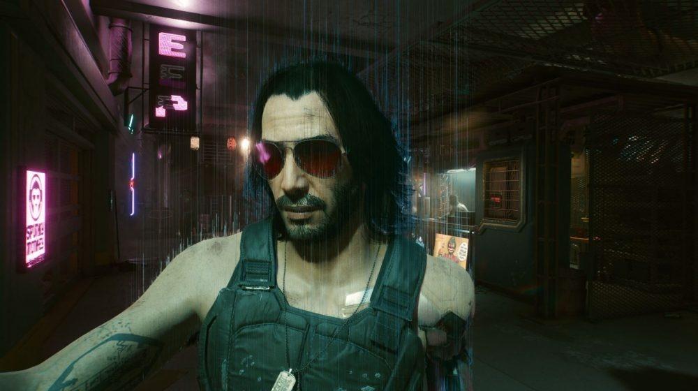 Johnny Cyberpunk 2077