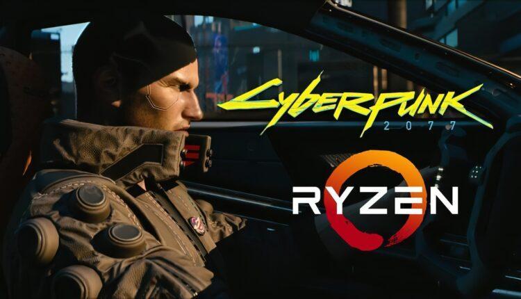 Cyberpunk 2077 Améliorer Les Performances Avec Les Processeurs Amd Ryzen