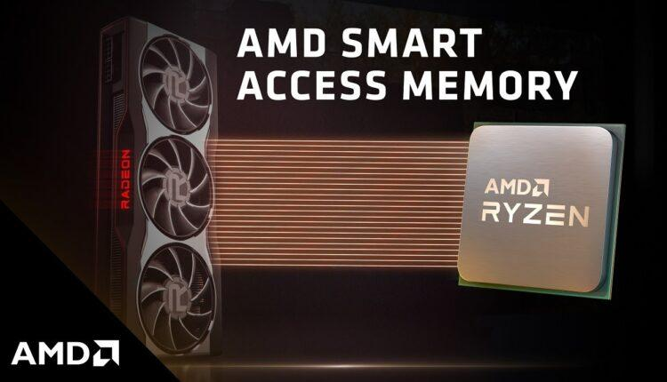 Amd Smart Acces Memory Nvidia Intel