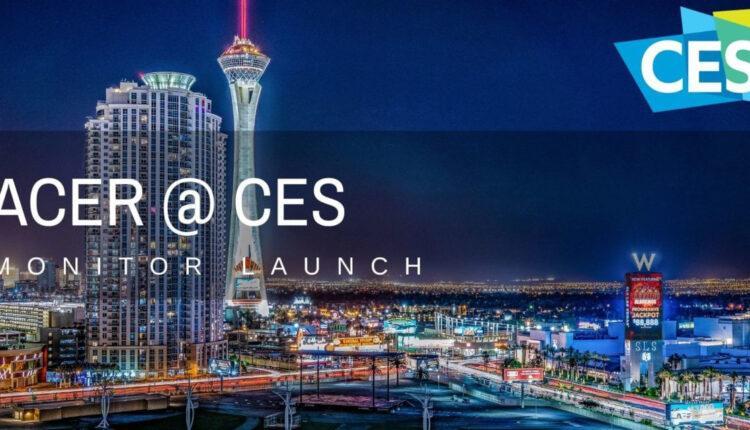 Ces2021 Acer Ecran Pc Monitor