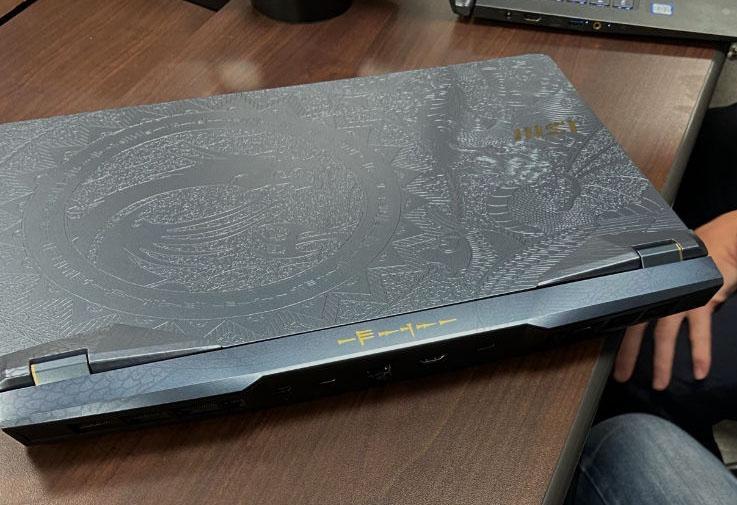 Msi Ge76 Dragon Pc Portable Gamer Rtx 3080