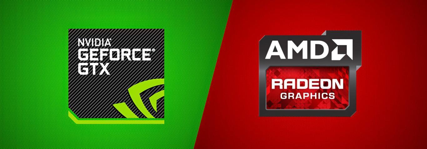 Nvidia Amd Vs Mining Logo