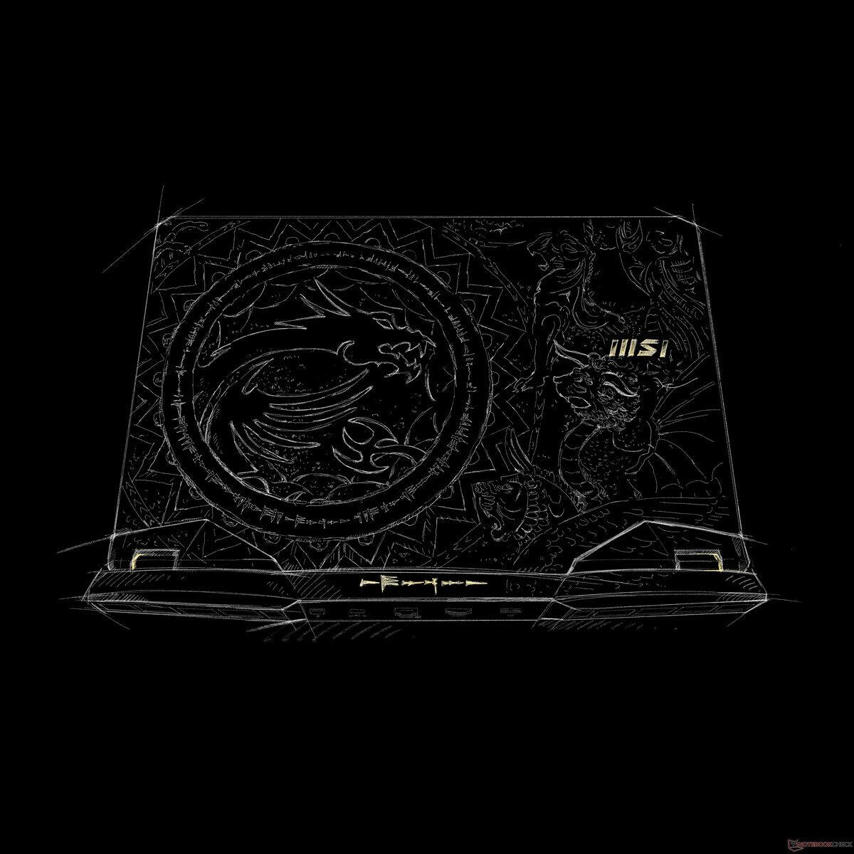 Pc Portable Msi Ge76 Raider Geforce Rtx 3080 (2)