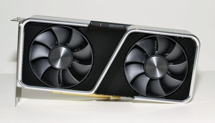 Nvidia Geforce Rtx 3060 Founders Edition