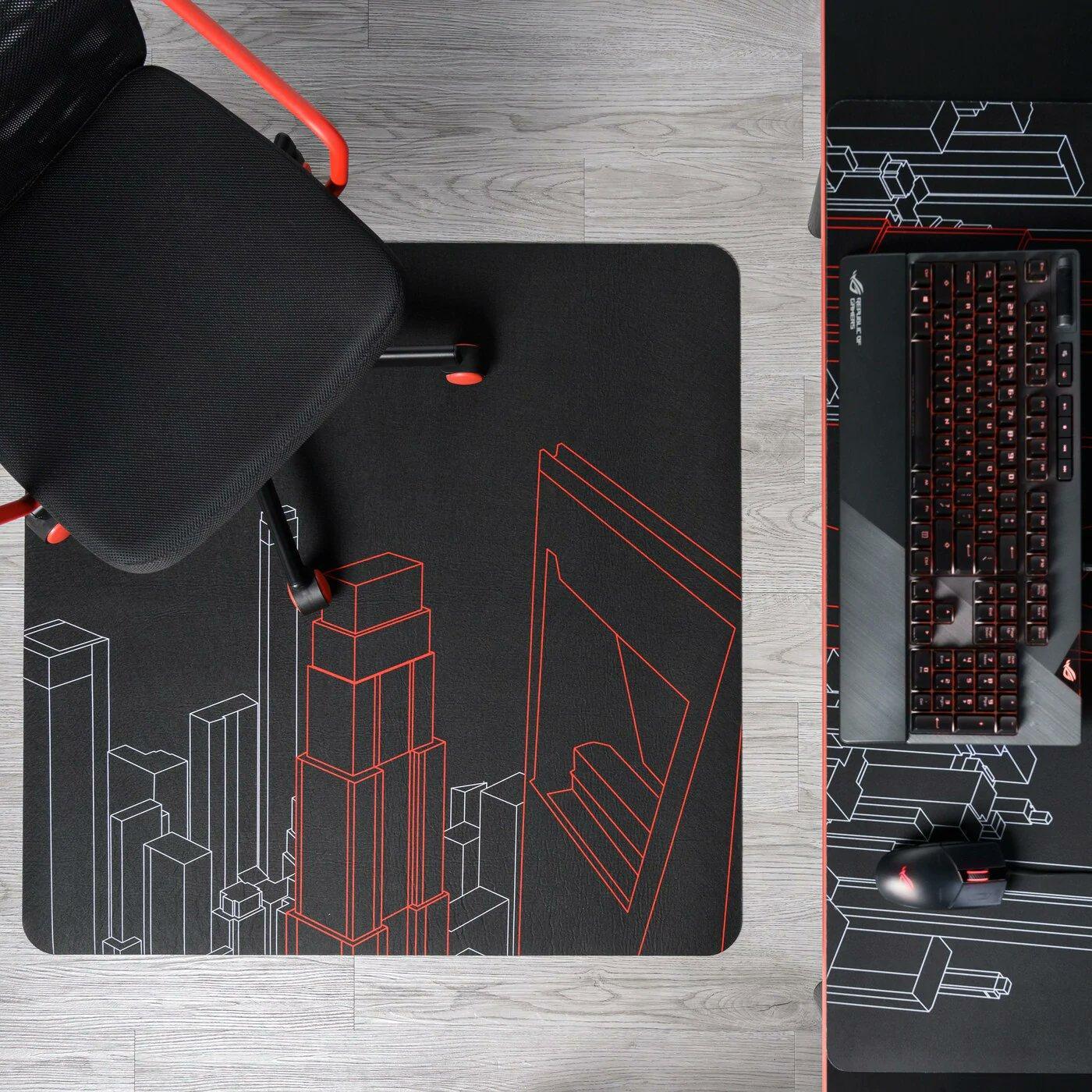 Asus Ikea Tapis Souris Mousepad Rog Meuble Gaming Gamer Jeu
