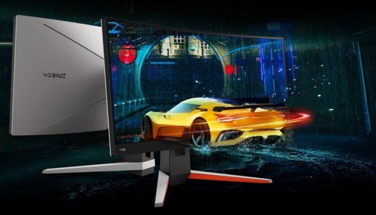 Benq Mobiuz Ex3415r Monitor Ecran Pc