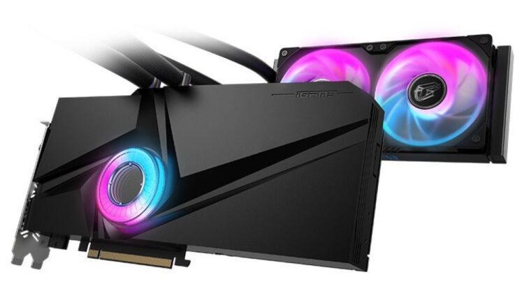 Colorful Geforce Rtx 3070 8go Igame Neptune Oc1