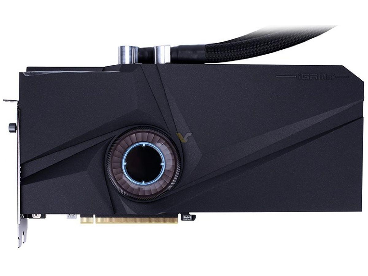 Colorful Geforce Rtx 3070 8go Igame Neptune Oc2 Watercooling