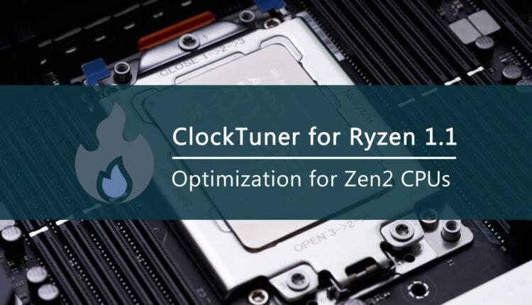 Clocktuner For Ryzen Ctr