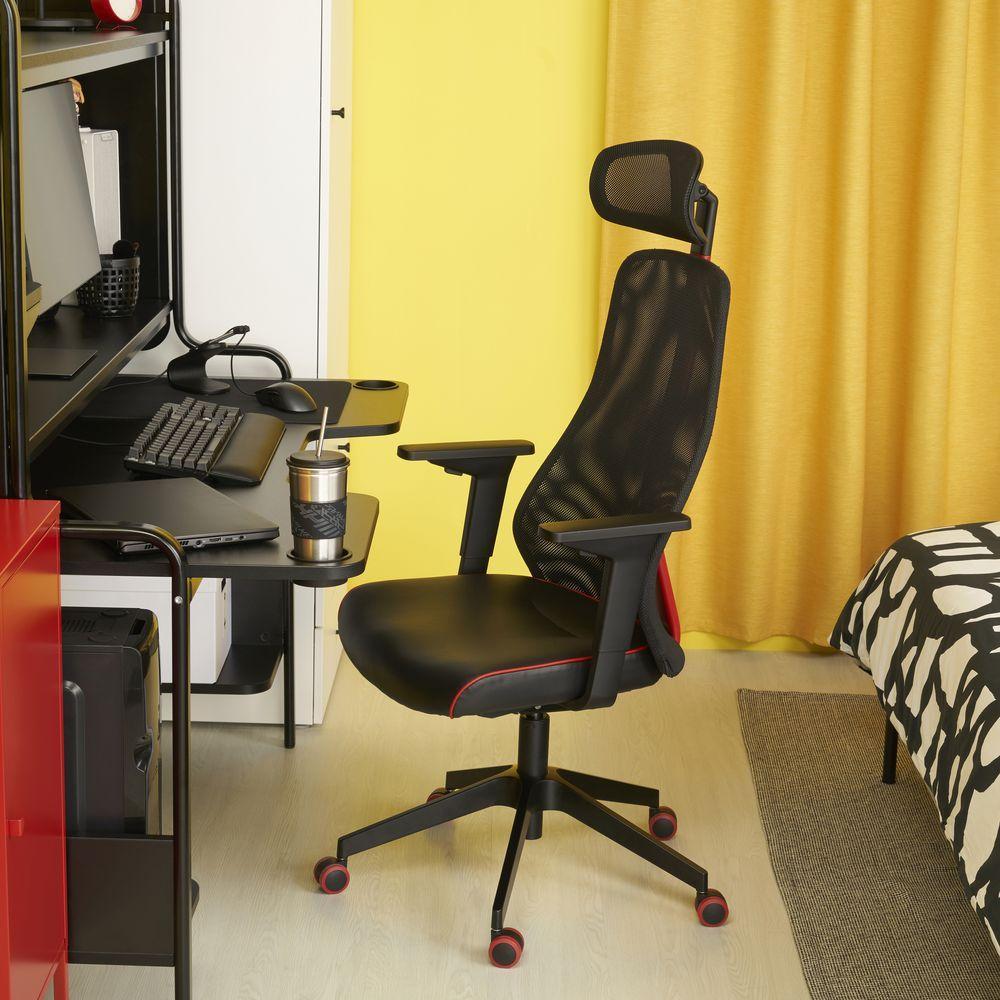 Matchspel Gaming Chair Ikea Asus Rog Chaise Gamer Jeu 2