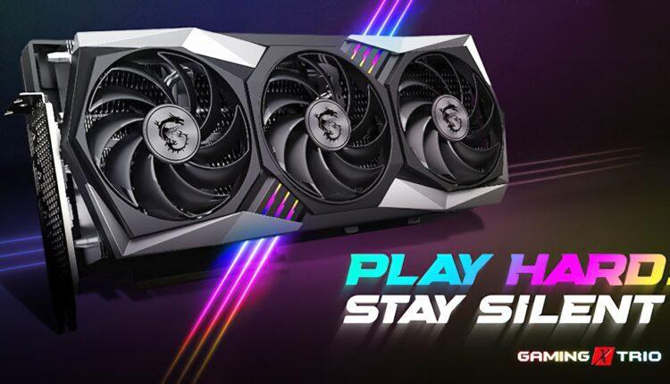 Msi Radeon Rx 6900 Gaming X Trio Amd Card Graphic