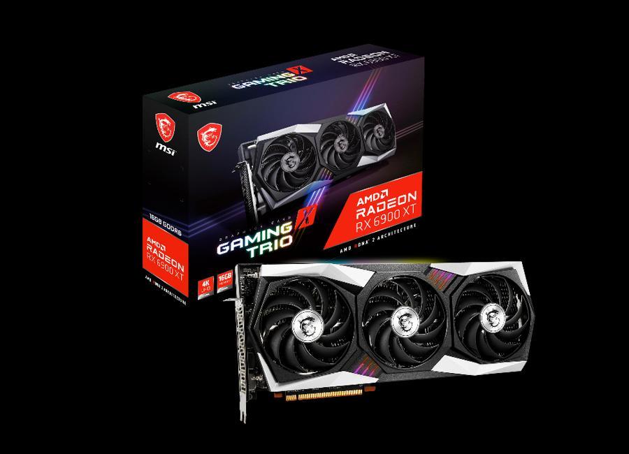 Msi Radeon Rx 6900 Gaming X Trio Amd