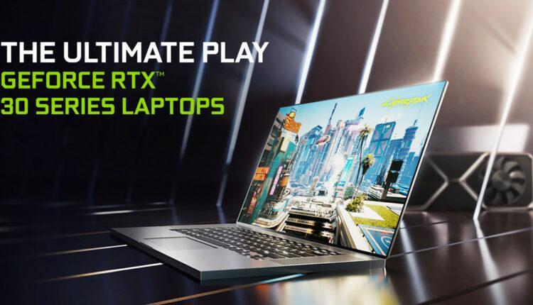 Rtx 3060 Mobile Geforce Nvidia Ordinateur Pc Portable Laptop