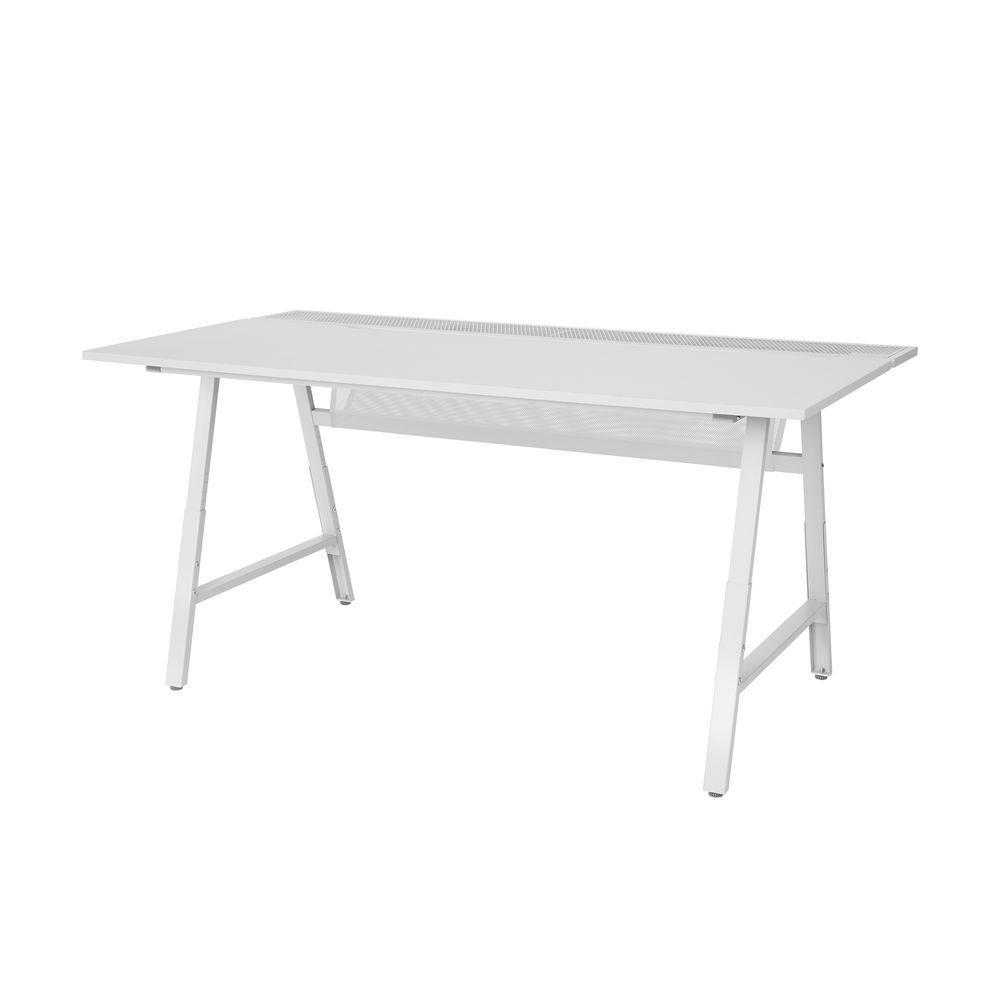 Uppspel Gaming Desk Bureau Blanc Ikea Asus Rog Jeu Gamer 3