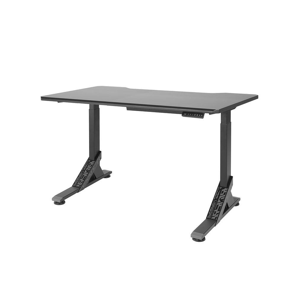 Uppspel Gaming Desk Bureau Debout Ikea Asus Rog Jeu Gamer 3